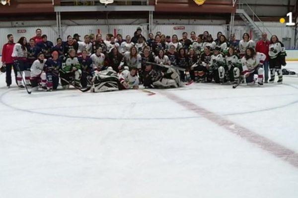 harfangs hockey tournoi international