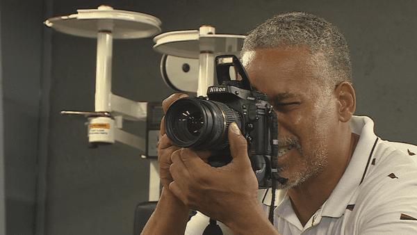 Ken Nubret, photographe amateur