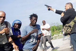 haiti shootings