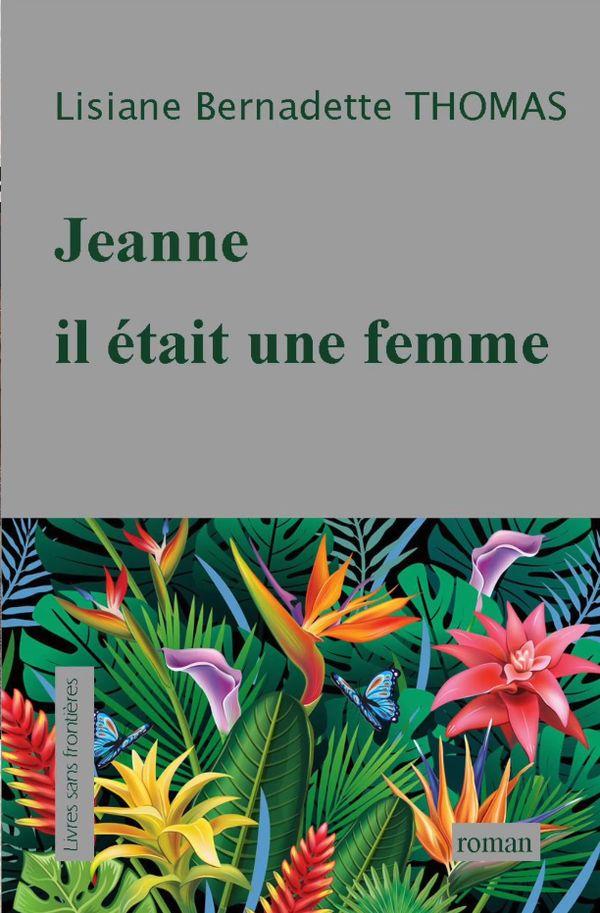 """couverture livre """"Jeanne..."""""""