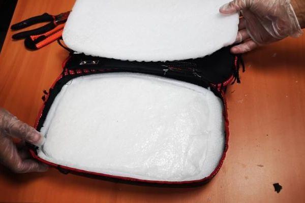 Saisie record d'ice