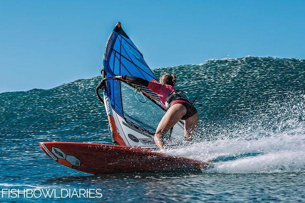 Windsurf Sarah Hauser