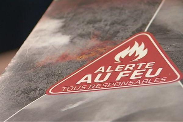 Alerte au feu