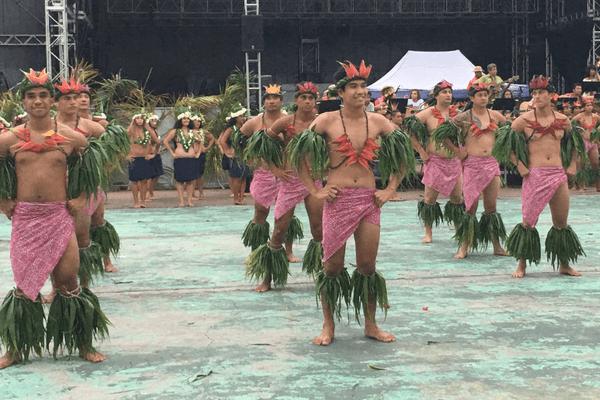 Te Fare Upa Rau - Gala des arts traditionnels