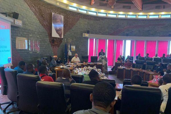 Hémicycle Younoussa Bamana