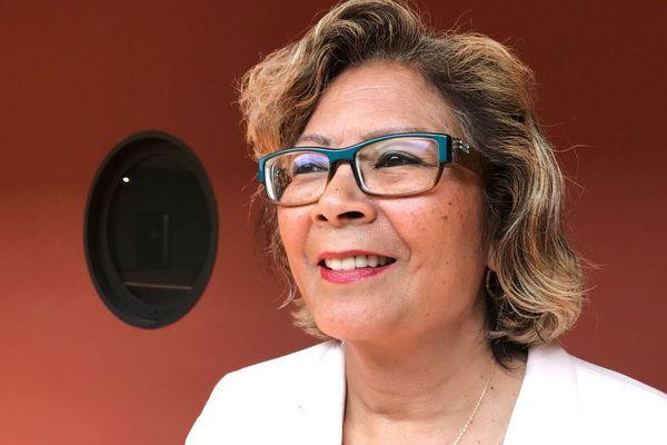 Marie-Laure Phinéra-Horth maire de Cayenne