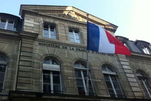 Ministère de la France Outre-mer