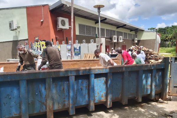 Distribution alimentaire