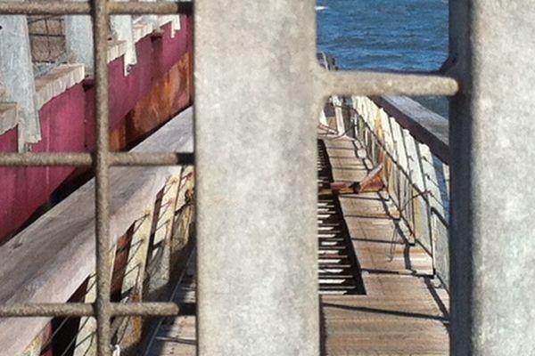 Débarcadère de St-Paul