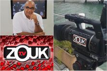 La chaîne privée Zouk T.V n'émettra plus sur la TNT à compter du 1er avril 2021. Son patron, Emmanuel Granier donne rendez-vous à ses téléspectateurs sur les bouquets payants.
