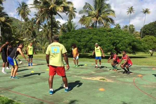Hienghène prépare sa O'League 17