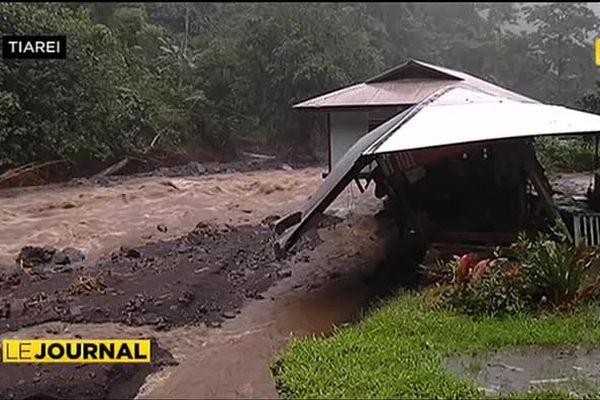 Les victimes des inondations veulent demeurer sur place