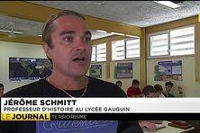 Etudiants de Polynésie : « nous sommes Charlie »