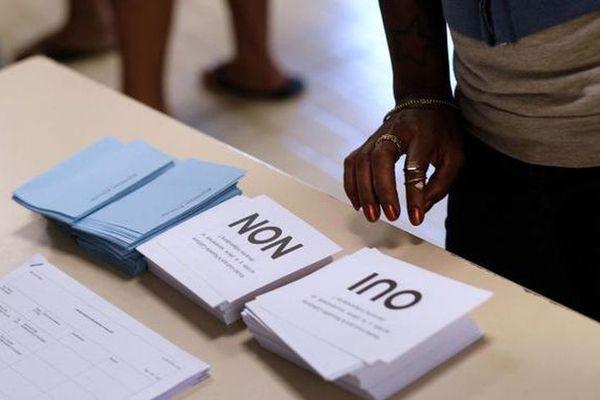 bulletin référendum