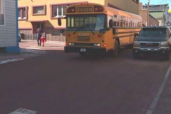 ecole bus scolaire