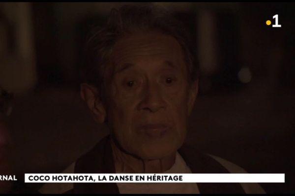 Hommage populaire à Coco Hotahota