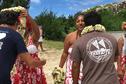 Polynésie : la pirogue Fa'afaite arrive à Rimatara, dernière escale de son expédition aux îles australes