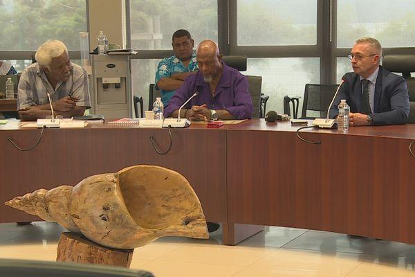 Patrice Faure, le nouveau Haut-Commissaire affirme ses positions