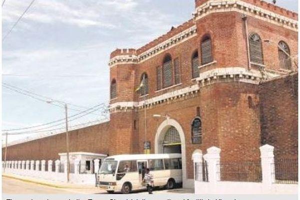 Jamaïque prison