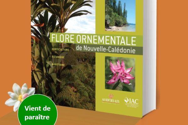 """Ouvrage """"Flore ornementale de Nouvelle-Calédonie"""""""