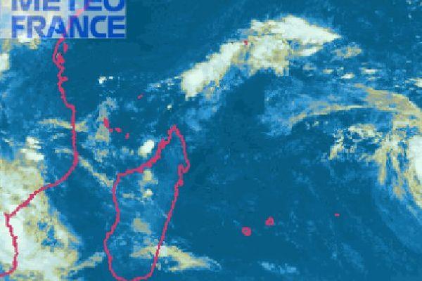 Amara tempête tropicale modérée