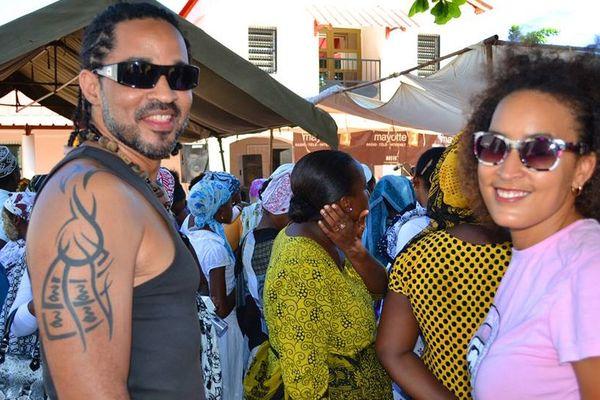 Eliasse, ambassadeur des Comores dans la Caraïbe