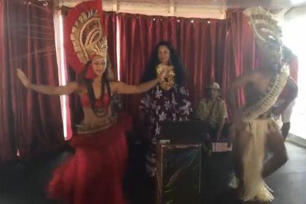 Présentation du costume Hei Tahiti