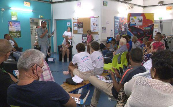 Municipales 2020 : réunion publique de Générations NC à Katiramona