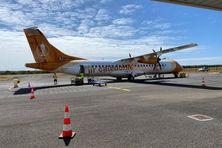 Rapatriement à Maré par Air Calédonie le mardi 21 septembre.