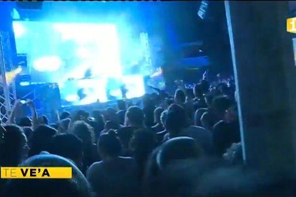 DJ Joachim : ambiance rave party dans les rues de Papeete