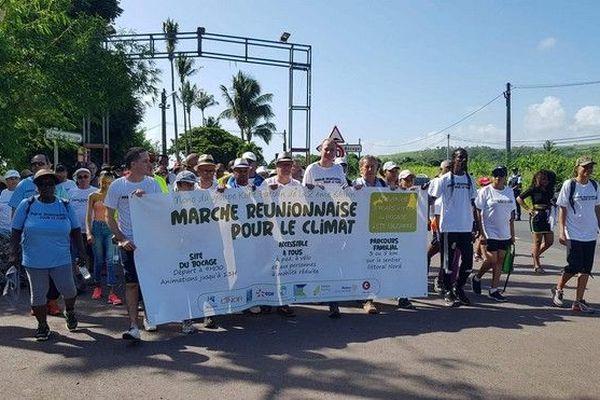Marche pour le climat 2ème édition Bocage Sainte-Suzanne 030319