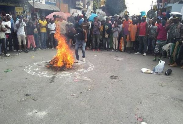 Haiti manifestations