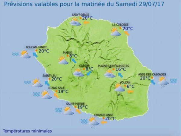 20170729 Carte météo matin
