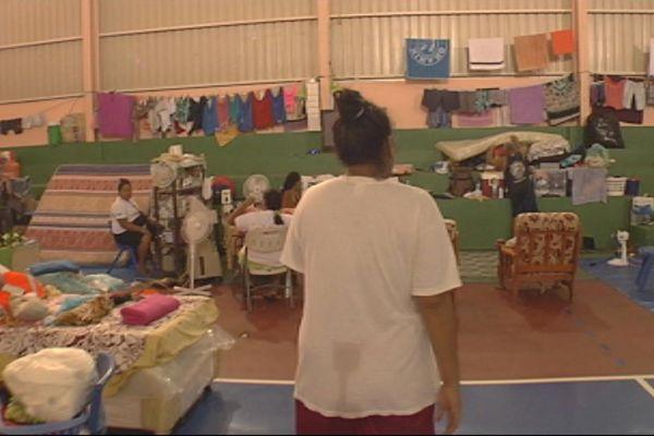 Une rentrée pas comme les autres pour les enfants sinistrés de Hitiaa