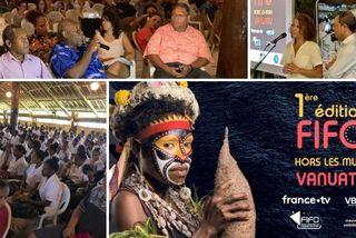 Le FIFO prend pied au Vanuatu