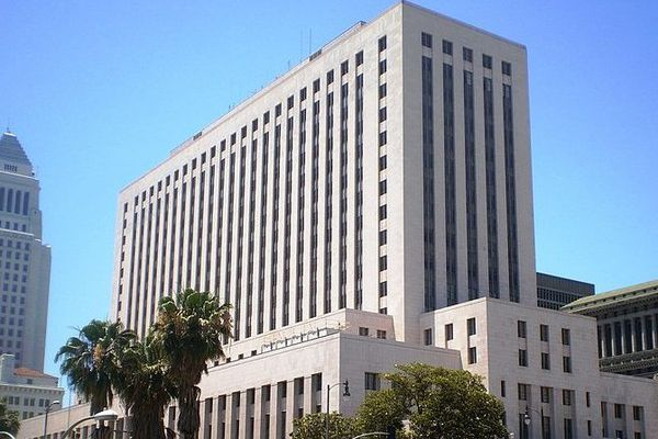 Tribunal de Los Angeles