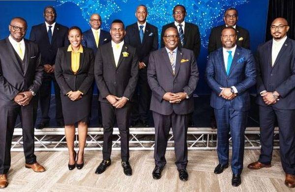 St. Kitts et Nevis Equipe Unité