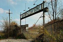 L'aciérie fermée Sharon Steel, Lowellville Ohio. Photo tirée du livre Steel Town, MACK (2021). (Avec l'aimable autorisation de l'artiste et de Mack)
