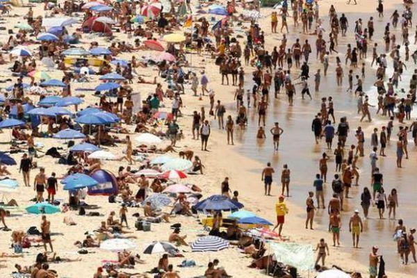 Australie / plage