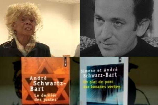 L'oeuvre d'André et Simone Schwartz-Bart entre à la BNF