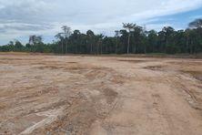10 hectares de terrassement ont été réalisés depuis mars 2021 sur le site du Larivot/