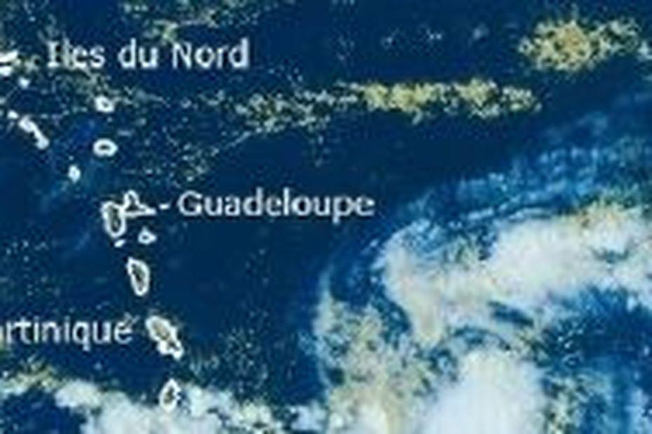 Météo : la Guadeloupe placée en vigilance jaune - Guadeloupe la 1ère