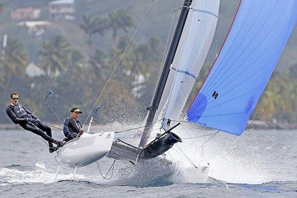 Martinique Cata Raid photo cata