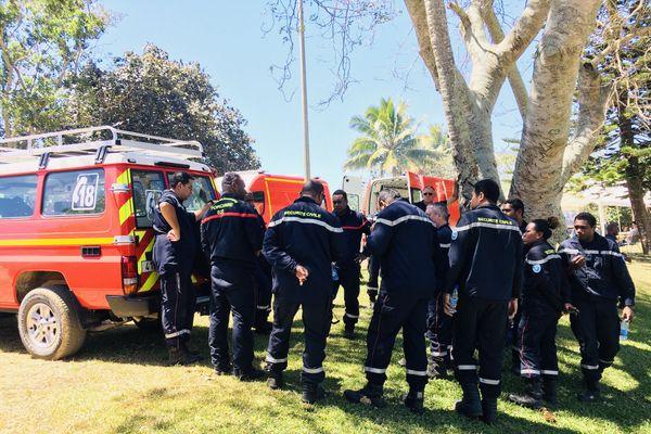 Saison des feux : les pompiers en ordre de marche dans le Nord