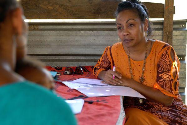 """""""Bombardées"""", le premier film sur les femmes battues en Nouvelle-Calédonie"""