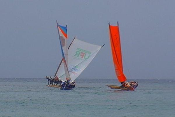Yoles de Martinique