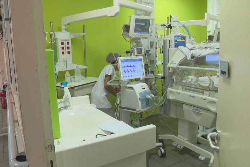 Santé : des renforts hospitaliers au Pôle femme-enfant du CHC