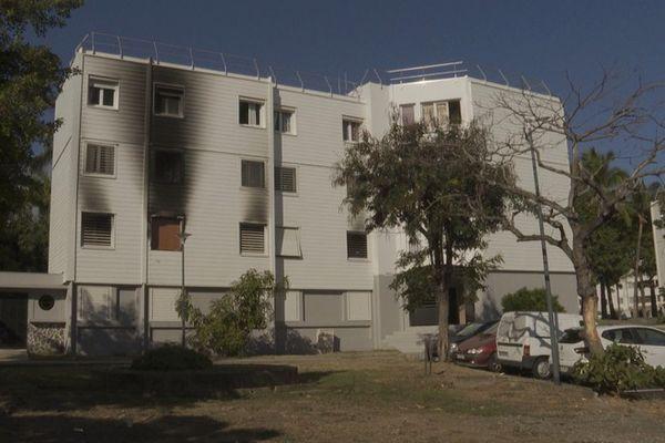 incendie appartement au Port Jasmine appel à la solidarité 110721
