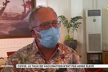 « La grande majorité de la population doit se vacciner »