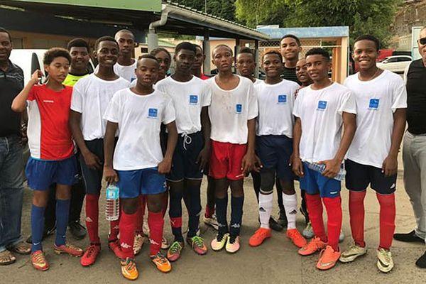 Football jeunes de l'Emulation